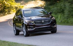 2022 Buick Enclave Drivetrain