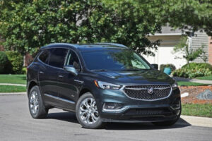 2022 Buick Enclave Release date