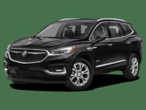 2022 Buick Enclave Specs