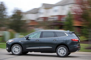 2022 Buick Enclave Wallpapers