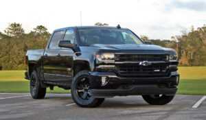 2022 Chevy Silverado ZRX Images