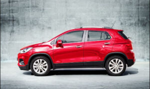 2022 Chevy Trax Wallpapers