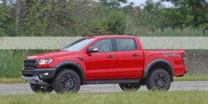 2022 Ford Ranger Raptor Specs