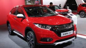 2022 Honda HRV Concept