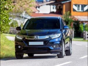 2022 Honda HRV Drivetrain