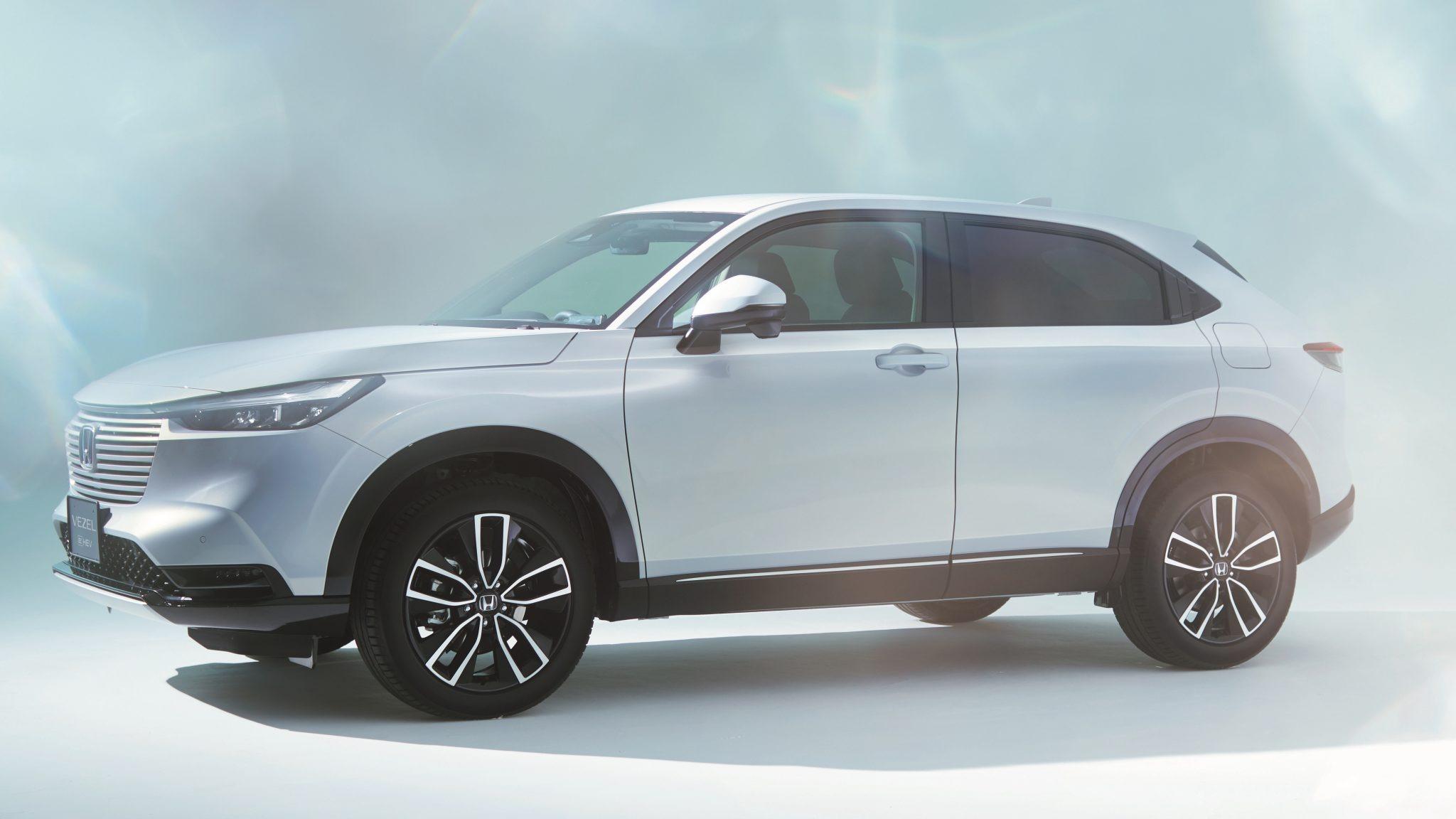 2022 Honda HRV Wallpapers