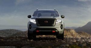 2022 Nissan Frontier Pro4X Powertrain
