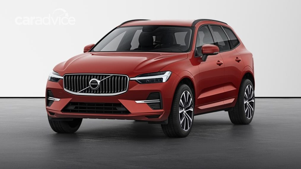 2022 Volvo XC60 Images