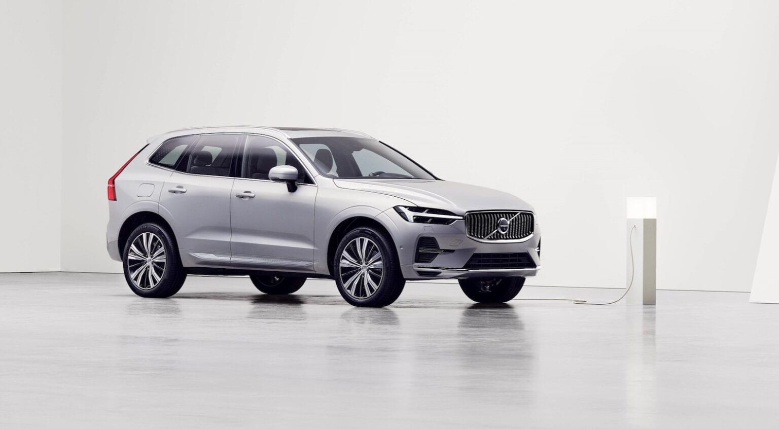 2022 Volvo XC60 Redesign