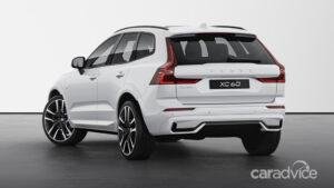 2022 Volvo XC60 Wallpaper