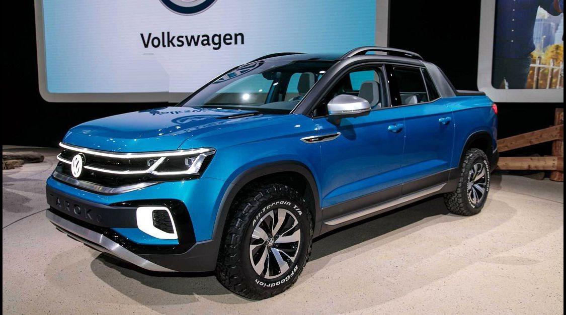 2022 VW Amarok Wallpaper