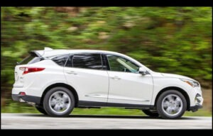 2023 Acura RDX Concept