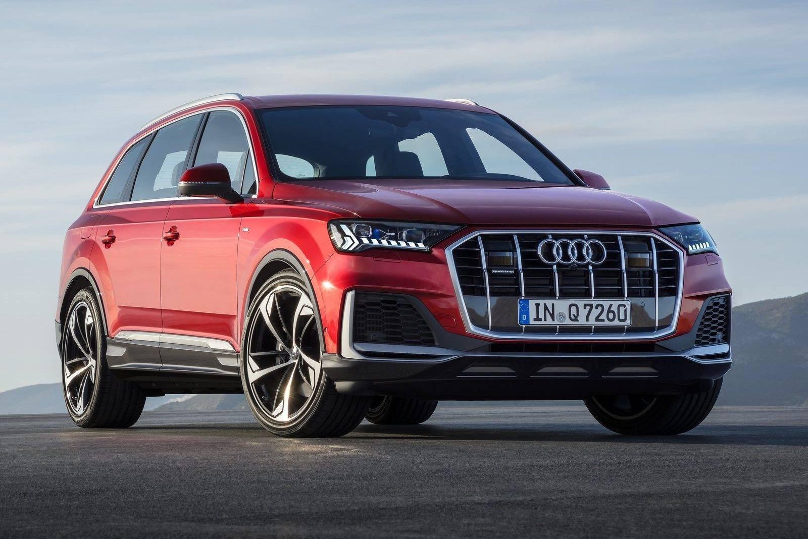 2023 Audi Q7 Specs
