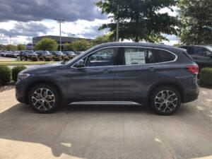2023 BMW X1 Concept