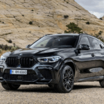 2023 BMW X6 Interior