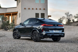 2023 BMW X6 Spy Photos