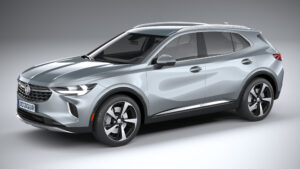 2023 Buick Envision Concept