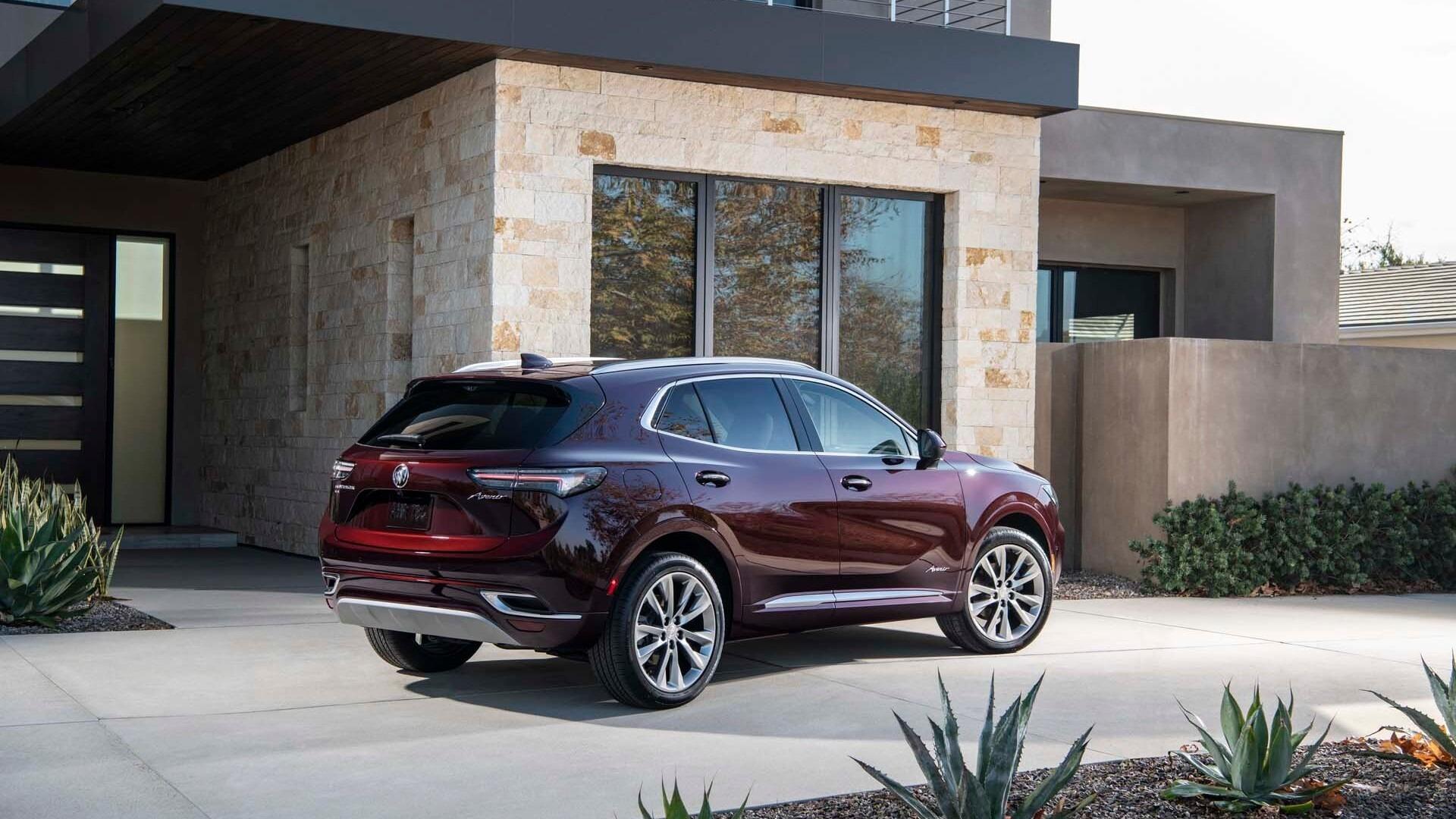 2023 Buick Envision Drivetrain