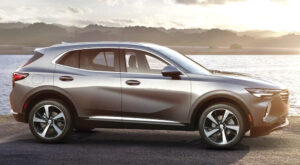 2023 Buick Envision Pictures