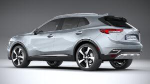 2023 Buick Envision Spy Shots