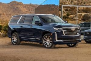 2023 Cadillac Escalade Powertrain