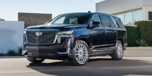 2023 Cadillac Escalade Redesign