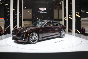 2023 Cadillac XT4 Engine