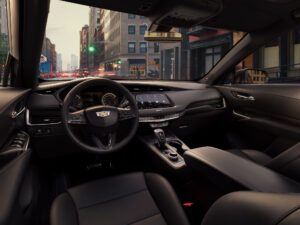 2023 Cadillac XT4 Images