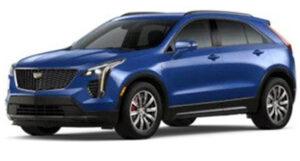 2023 Cadillac XT4 Spy Shots