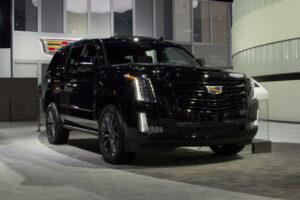 2023 Cadillac XT5 Images
