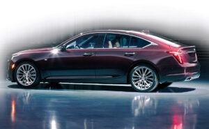 2023 Cadillac XT5 Spy Photos