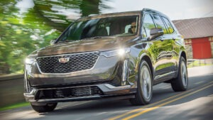 2023 Cadillac XT6 Concept