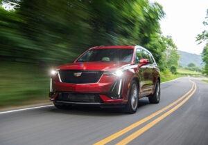 2023 Cadillac XT6 Images