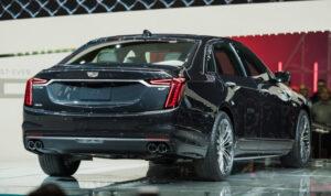 2023 Cadillac XT6 Interior