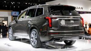 2023 Cadillac XT6 Specs