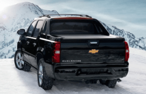 2023 Chevy Avalanche Redesign
