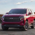 2023 Chevy Tahoe Pictures