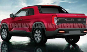 2023 Ford Courier Powertrain