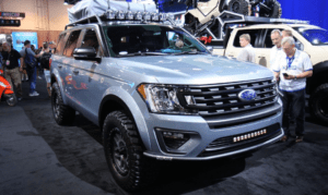 2023 Ford Excursion Powertrain