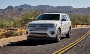 2023 Ford Excursion Spy Photos