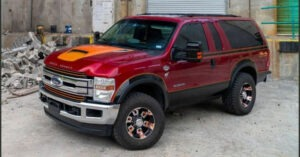 2023 Ford Excursion Wallpaper