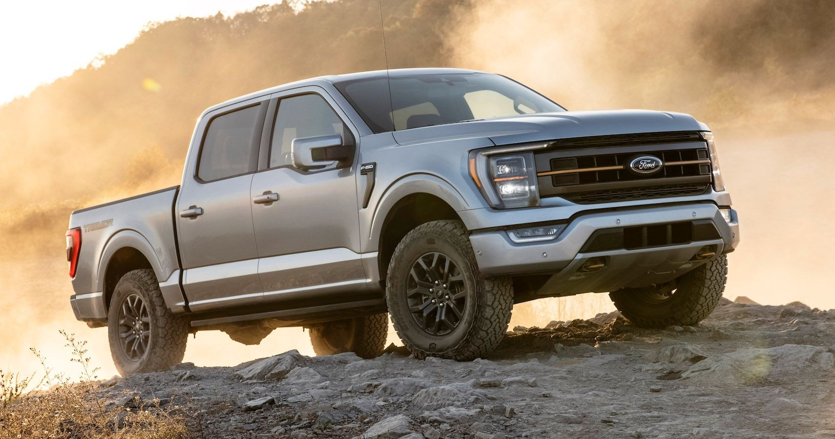 2023 Ford F150 Diesel Concept