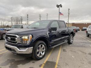 2023 Ford F150 Diesel Exterior