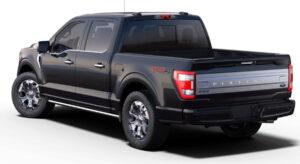 2023 Ford F150 Diesel Spy Shots