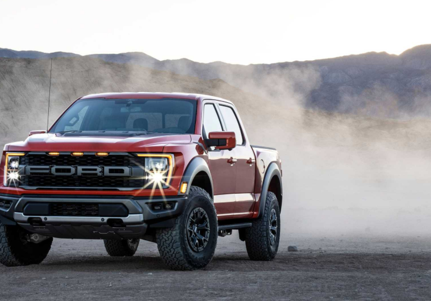 2023 Ford F150 Pictures