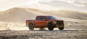 2023 Ford F150 Raptor Wallpapers