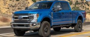 2023 Ford F250 Super Duty Drivetrain