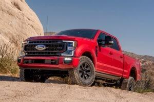 2023 Ford F250 Super Duty Release date