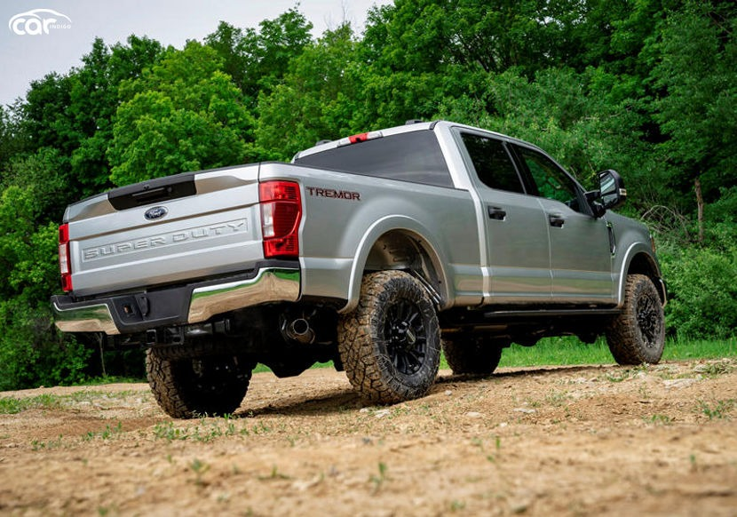 2023 Ford F350 Exterior