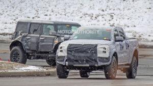 2023 Ford Ranger Raptor Concept